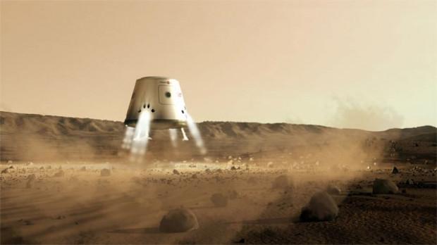 2027 yılında Mars'ta bir koloni kurulacak! - Page 1