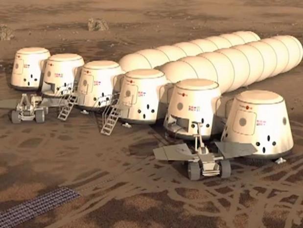 2027 yılında Mars'ta bir koloni kurulacak! - Page 2