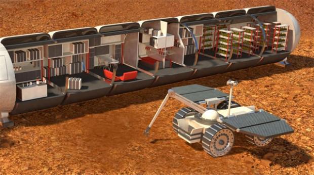 2027 yılında Mars'ta bir koloni kurulacak! - Page 4