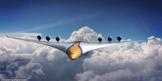 2050 yılında bu uçakla uçacağız! - Page 3