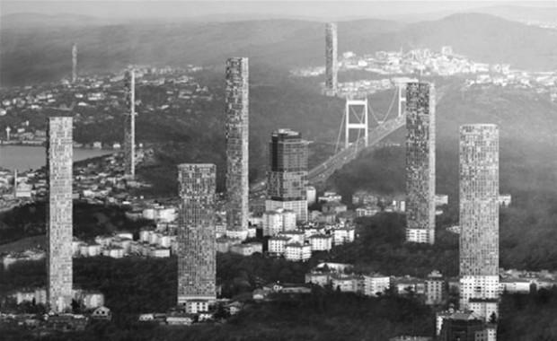 2065'in İstanbul'u böyle olacak - Page 1