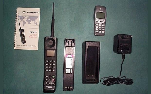 21 fotoğrafta cep telefonlarının evrim hikayesi - Page 1