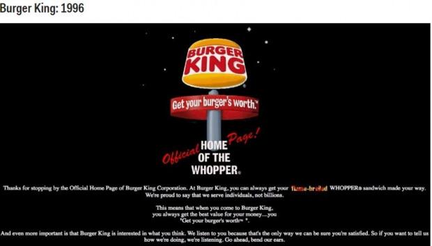 21 ünlü şirketin ilk ve son web siteleri - Page 3
