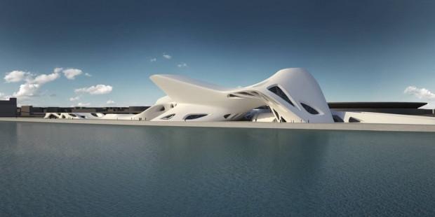 21. yüzyıldaki fütürist mimari örnekleri - Page 3