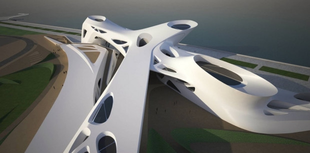 21. yüzyıldaki fütürist mimari örnekleri - Page 4