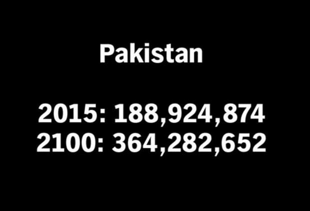 2100'de ülkelerin nüfusu kaç olacak? - Page 4