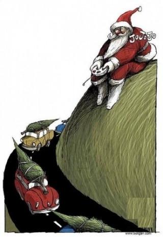 23 çarpıcı karikatür ile çağımızın sorunları - Page 4