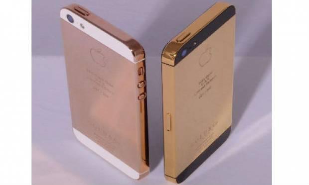 24 ayar altın kaplama iPhone 5! - Page 3