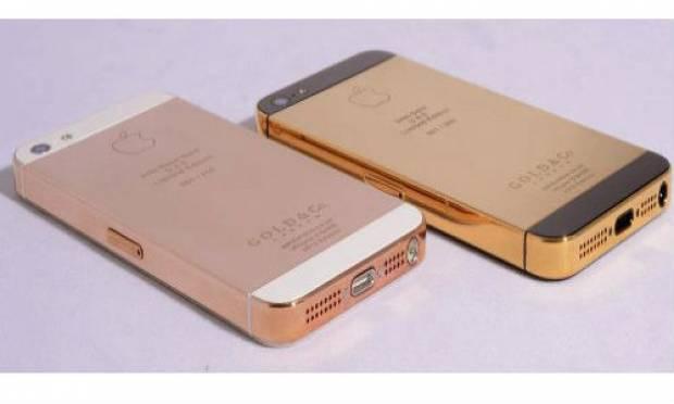 24 ayar altın kaplama iPhone 5! - Page 4