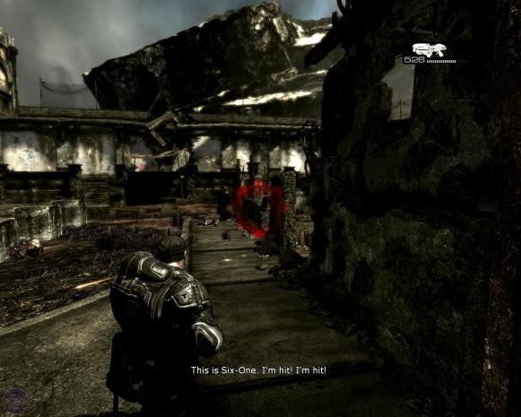 Gears of War.