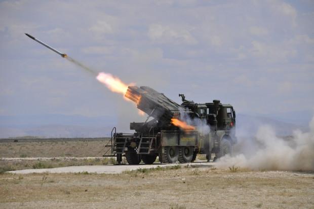 25 km'den vurabilen TSK'nın 'sniper roket'i - Page 4