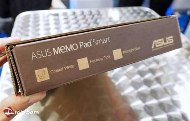 25 Şubat'ta piyasada ASUS MeMo Pad'in özellikleri ve fiyatı - Page 1