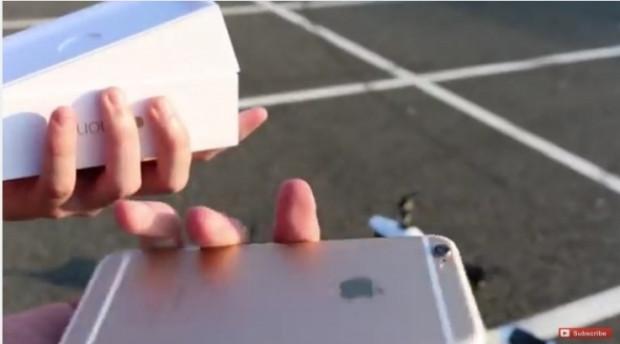 275 metreden iPhone 6 attılar - Page 2