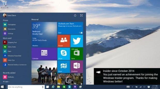 29 Temmuz'da çıkacak Windows 10 hakkında bilmeniz gereken 13 şey - Page 1