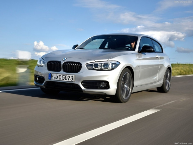 3 Kapılı BMW 1 Serisi 2018 - Page 1