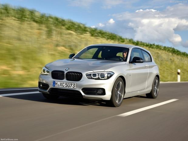 3 Kapılı BMW 1 Serisi 2018 - Page 2