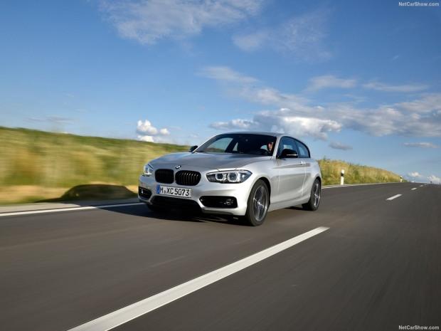 3 Kapılı BMW 1 Serisi 2018 - Page 3