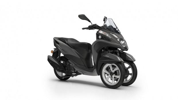 3 tekerlekli Yamaha Tricity 155 - Page 4