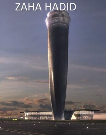3. Havalimanı'nın kulesi hangisi olsun? - Page 1