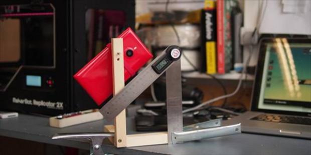 35 adet phablet model Lumia 1520'den elbise yapıldı! - Page 2