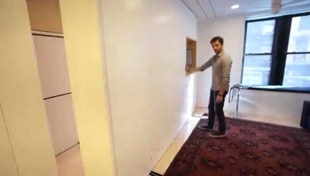 38 metrekareye 5 oda 1 salon sığdırdı! - Page 2