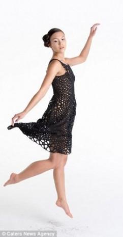 3D baskı teknolojisi kullanarak elbise tasarlandı - Page 2