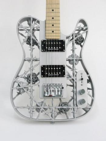3D baskıdan bu sefer alüminyum gitar çıktı - Page 2