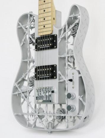 3D baskıdan bu sefer alüminyum gitar çıktı - Page 3