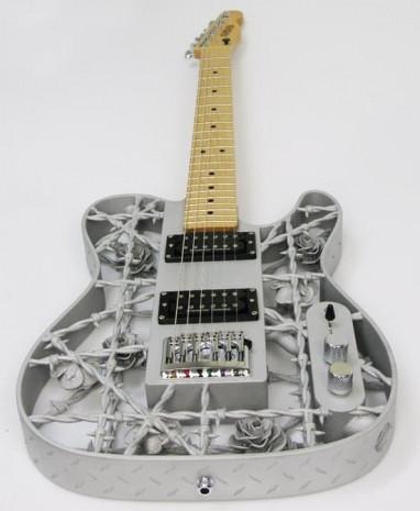 3D baskıdan bu sefer alüminyum gitar çıktı - Page 4