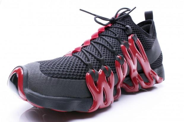 Enerji geri dönüşlü tabanlı ilk ayakkabı Reebok Liquid Speed - Page 3