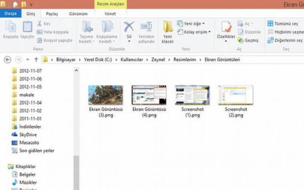 40 pratik ipucu ile Windows 8 - Page 4