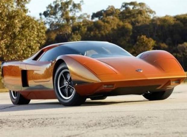 42 yıllık konsept otomobil restore edildi! - Page 2