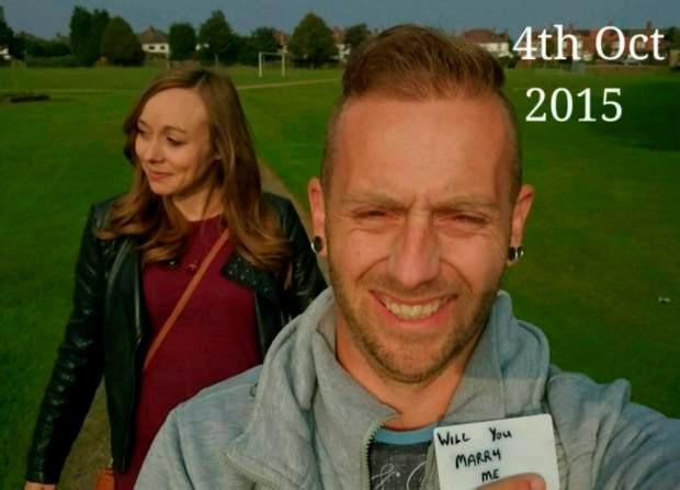 5 ay selfie çekerek evlenme teklif etti - Page 2