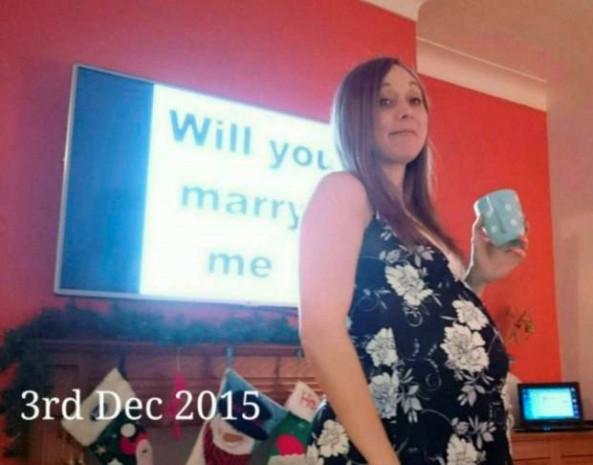 5 ay selfie çekerek evlenme teklif etti - Page 4