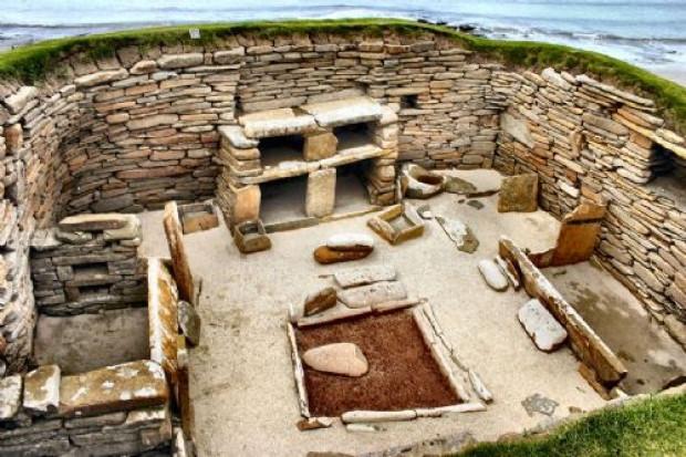 5 bin yıllık taş devri köyü! - Page 1