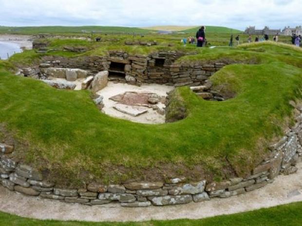 5 bin yıllık taş devri köyü! - Page 2