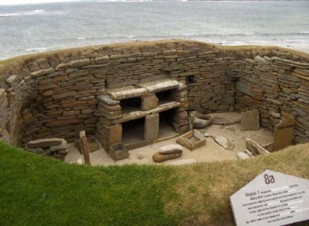 5 bin yıllık taş devri köyü! - Page 4