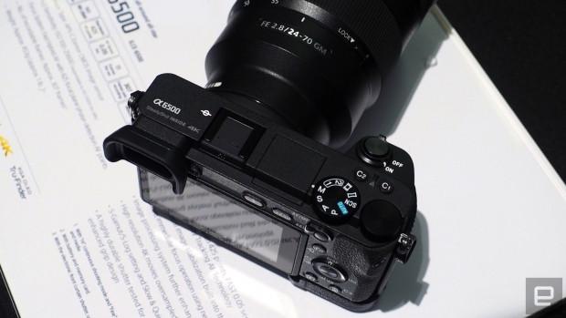 Sony A6500 neler sunuyor? - Page 1