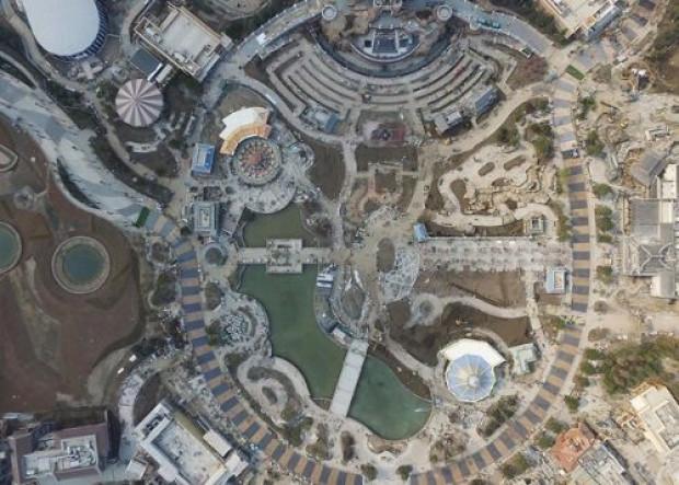 5.5 milyar dolarlık Disneyland Haziranda açılıyor! - Page 3