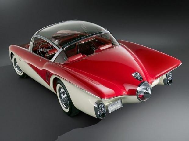 50'li yıların jet biçimli otmobil konseptleri - Page 2