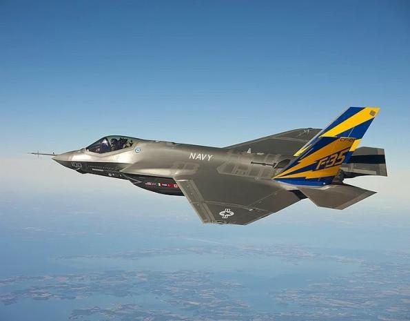 6 madde ile Türkiye'nin 2017'den itibaren envanterine katacağı F35 savaş uçağı - Page 2