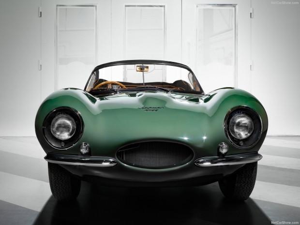 60 yıl sonra tekrar üretiliyor! Jaguar XKSS 57 2017 - Page 1