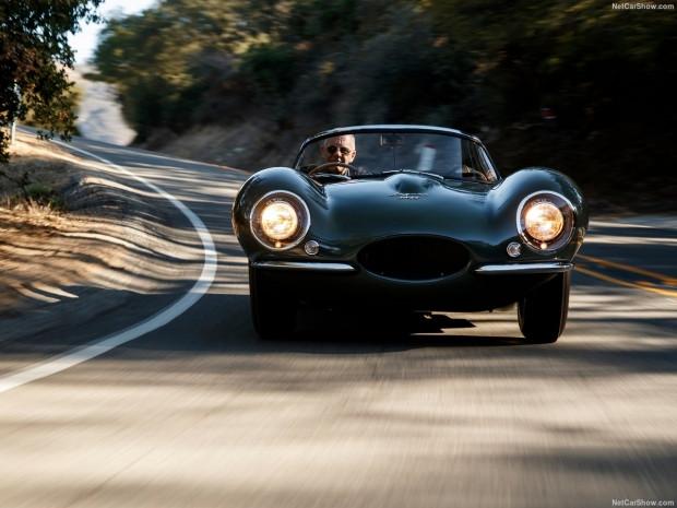 60 yıl sonra tekrar üretiliyor! Jaguar XKSS 57 2017 - Page 2