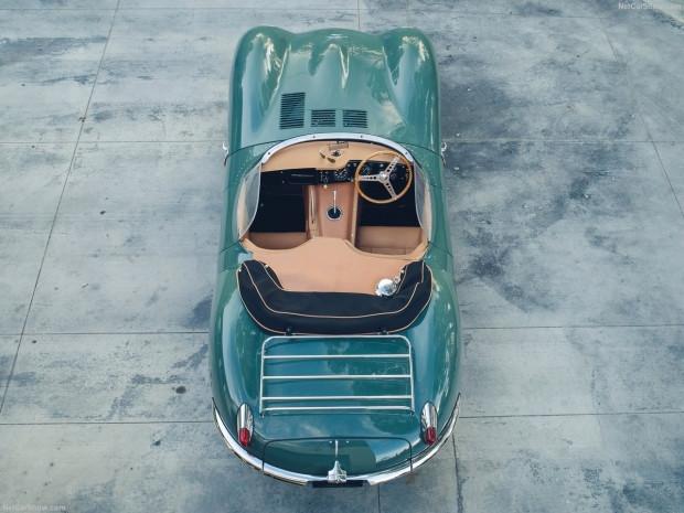 60 yıl sonra tekrar üretiliyor! Jaguar XKSS 57 2017 - Page 3