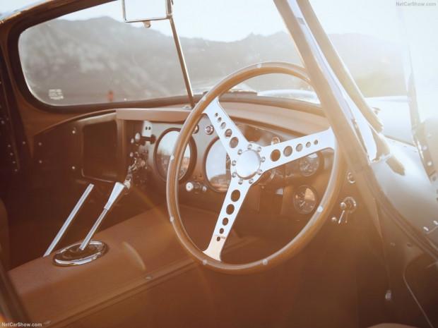 60 yıl sonra tekrar üretiliyor! Jaguar XKSS 57 2017 - Page 4