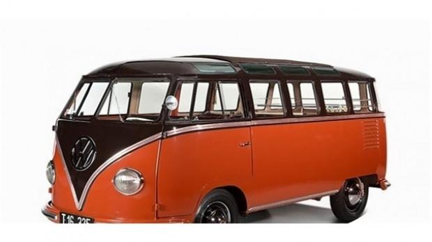 60 yıllık araç 235 bin dolara satıldı! - Page 2