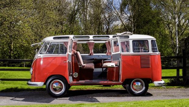 60'lara damga vuran Volkswagen T2 dorse - Page 3