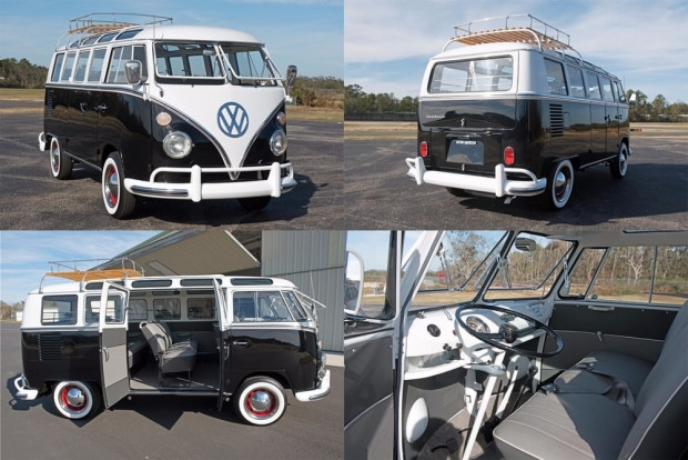 60'lara damga vuran Volkswagen T2 dorse - Page 4