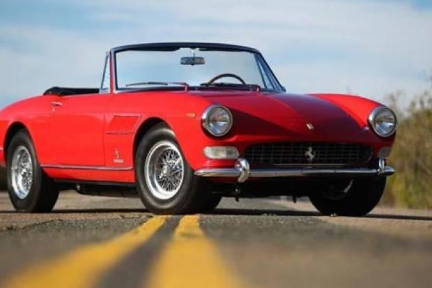 60'ların ve 70'lerin Ferrarileri açık arttırmaya çıktı - Page 2