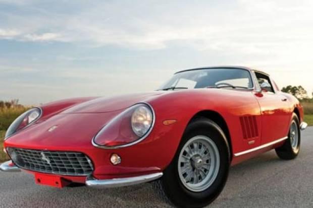 60'ların ve 70'lerin Ferrarileri açık arttırmaya çıktı - Page 4